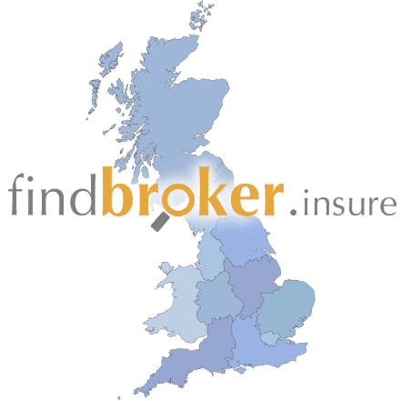 Findbroker network map