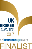 Insurance Age UK Broker Awards 2017 Finalist
